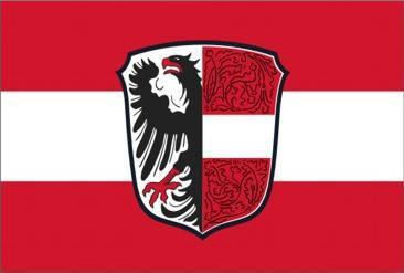 Flagge Fahne Garmisch Partenkirchen 90 x 150 cm - Vorschau
