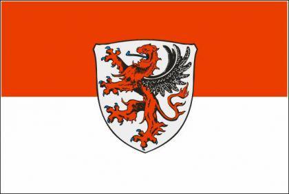 Flagge Fahne Gießen 90 x 150 cm - Vorschau