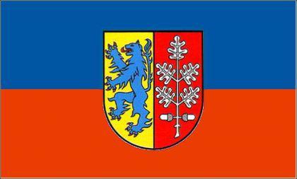 Flagge Fahne Gifhorn OT Gamsen 90 x 150 cm