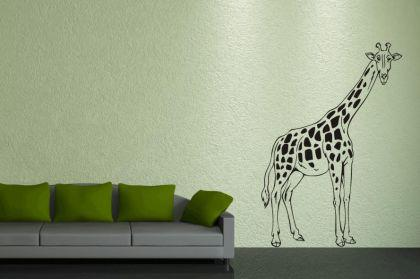 wandtattoo giraffe kaufen bei. Black Bedroom Furniture Sets. Home Design Ideas