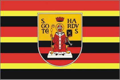 Flagge Fahne Gotha 90 x 150 cm - Vorschau
