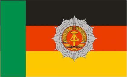 Flagge Fahne DDR Grenzpolizei 90 x 150 cm - Vorschau