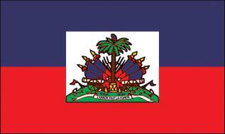 Flagge Fahne Haiti 90 x 150 cm - Vorschau