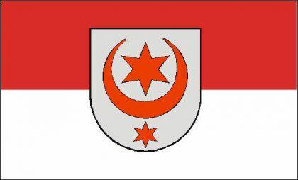 Flagge Fahne Halle / Saale 90 x 150 cm - Vorschau