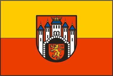 Flagge Fahne Hann. Münden 90 x 150 cm - Vorschau
