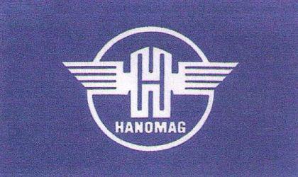 Flagge Fahne Hanomag 90 x 150 cm - Vorschau