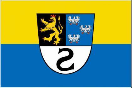 Flagge Fahne Haßloch 90 x 150 cm - Vorschau