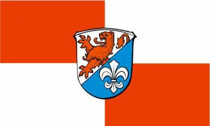 Flagge Fahne Hattersheim 90 x 150 cm - Vorschau