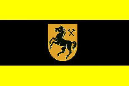 Flagge Fahne Herne 90 x 150 cm - Vorschau