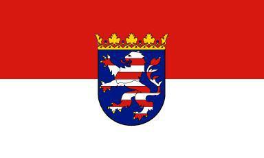 Flagge Fahne Hessen 90 x 150 cm - Vorschau