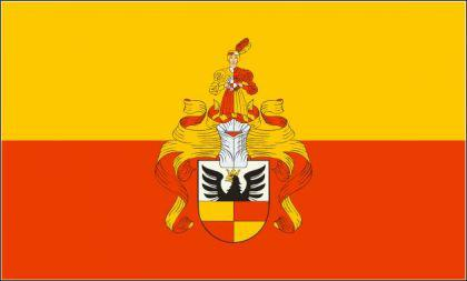 Flagge Fahne Hildesheim Prachtwappen 90 x 150 cm - Vorschau