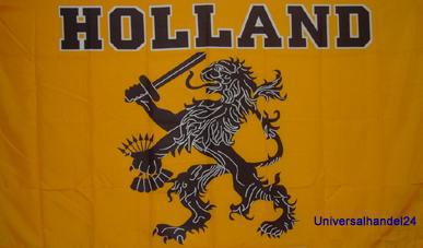 Flagge Fahne Holland Löwe 90 x 150 cm - Vorschau