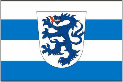Flagge Fahne Ingolstadt 90 x 150 cm - Vorschau