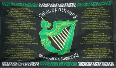 Flagge Fahne Irland Atherny 90 x 150 cm