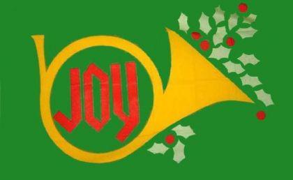 Flagge Fahne Joy 90 x 150 cm - Vorschau