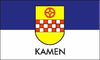 Flagge Fahne Kamen 90 x 150 cm