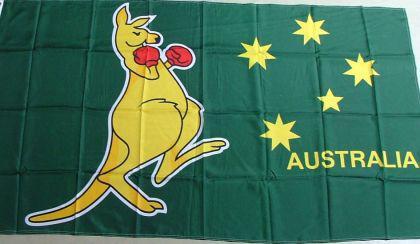 Australien Flagge Knguru 1