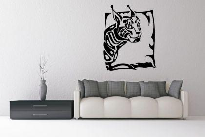 wandtattoo katzen g nstig online kaufen bei yatego. Black Bedroom Furniture Sets. Home Design Ideas