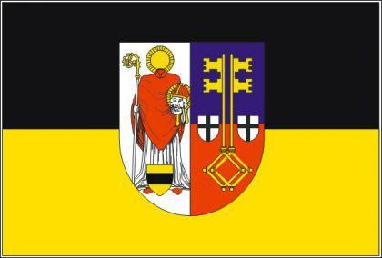 Flagge Fahne Krefeld 90 x 150 cm - Vorschau
