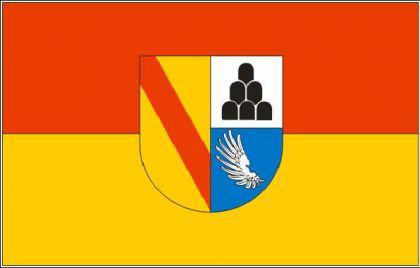 Flagge Fahne Landkreis Emmendingen 90 x 150 cm - Vorschau