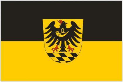 Flagge Fahne Landkreis Esslingen 90 x 150 cm