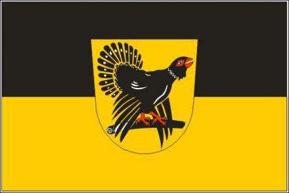 Flagge Fahne Landkreis Freudenstadt 90 x 150 cm