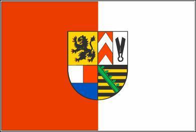 Flagge Fahne Landkreis Sonneberg 90 x 150 cm - Vorschau