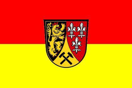Flagge Fahne Landkreis Amberg Sulzbach 90 x 150 cm - Vorschau