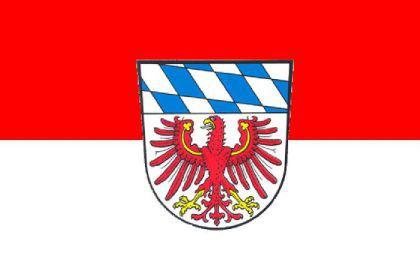 Flagge Fahne Landkreis Bayreuth 90 x 150 cm - Vorschau