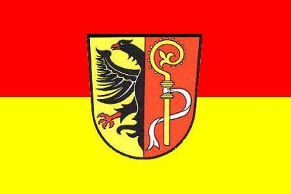 Flagge Fahne Landkreis Biberach 90 x 150 cm