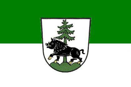 Flagge Fahne Landkreis Ebersberg 90 x 150 cm - Vorschau
