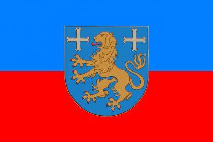 Flagge Fahne Landkreis Friesland 90 x 150 cm