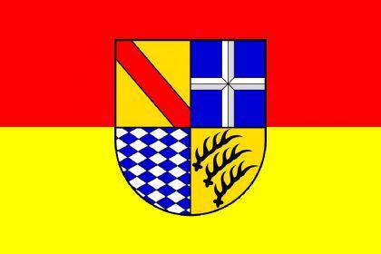Flagge Fahne Landkreis Karlsruhe 90 x 150 cm