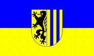 Flagge Fahne Leipzig 90 x 150 cm - Vorschau