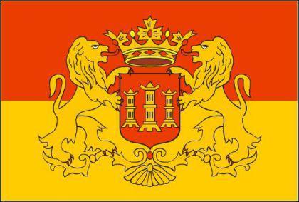 Flagge Fahne Lingen 90 x 150 cm - Vorschau