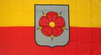 Flagge Fahne Lippe Detmold 90 x 150 cm