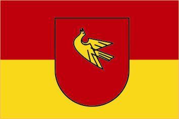 Flagge Fahne Lörrach 90 x 150 cm