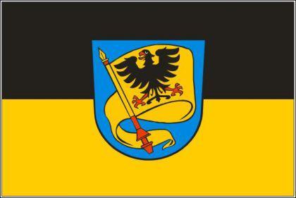 Flagge Fahne Landkreis Ludwigsburg 90 x 150 cm