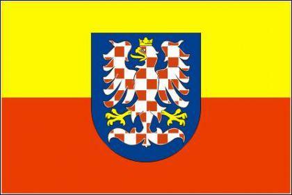 Flagge Fahne Mähren 90 x 150 cm - Vorschau