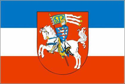 Flagge Fahne Marburg 90 x 150 cm - Vorschau