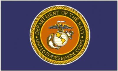 Flagge Fahne USA Marine Navy 90 x 150 cm - Vorschau