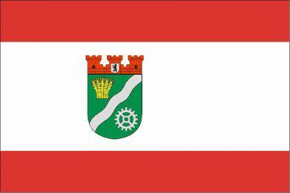 Flagge Fahne Marzahn - Hellersdorf 90 x 150 cm
