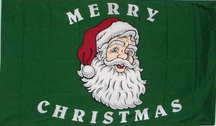 Flagge Fahne Merry Christmas II 90 x 150 cm