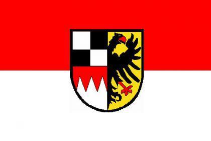 Flagge Fahne Mittelfranken 90 x 150 cm - Vorschau