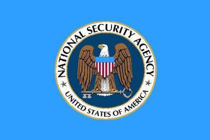 Flagge Fahne NSA 90 x 150 cm - Vorschau