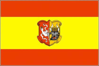 Flagge Fahne Neustrelitz 90 x 150 cm - Vorschau
