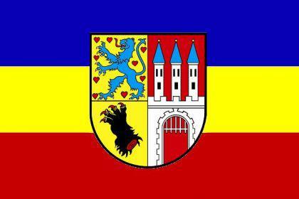 Flagge Fahne Nienburg 90 x 150 cm - Vorschau