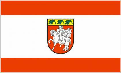 Flagge Fahne Nottuln 90 x 150 cm - Vorschau