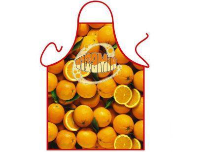 Schürze Orangen 56 x 73 cm