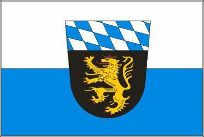 Flagge Fahne Oberbayern 90 x 150 cm - Vorschau